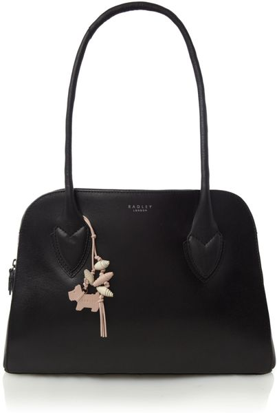 Radley Aldgate Grab Medium Shoulder Bag in Black - Lyst