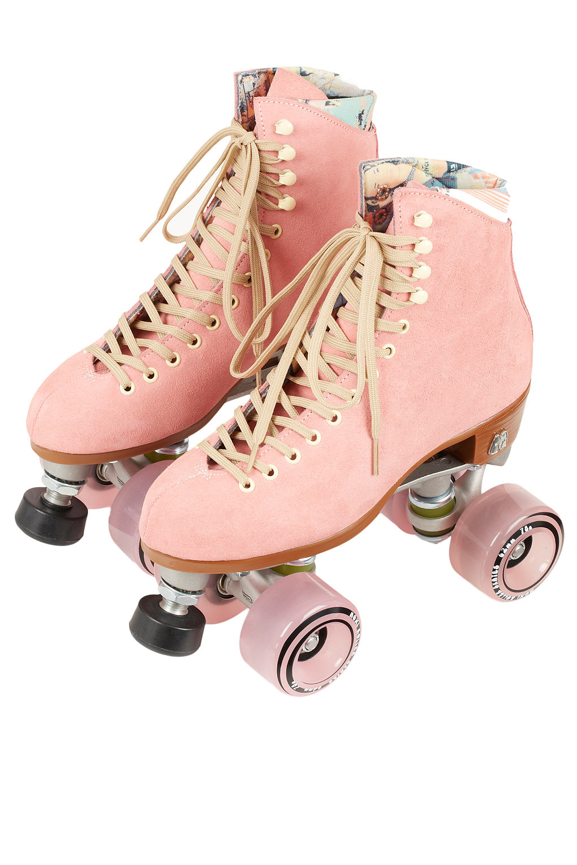 Pink roller skates - photo#38