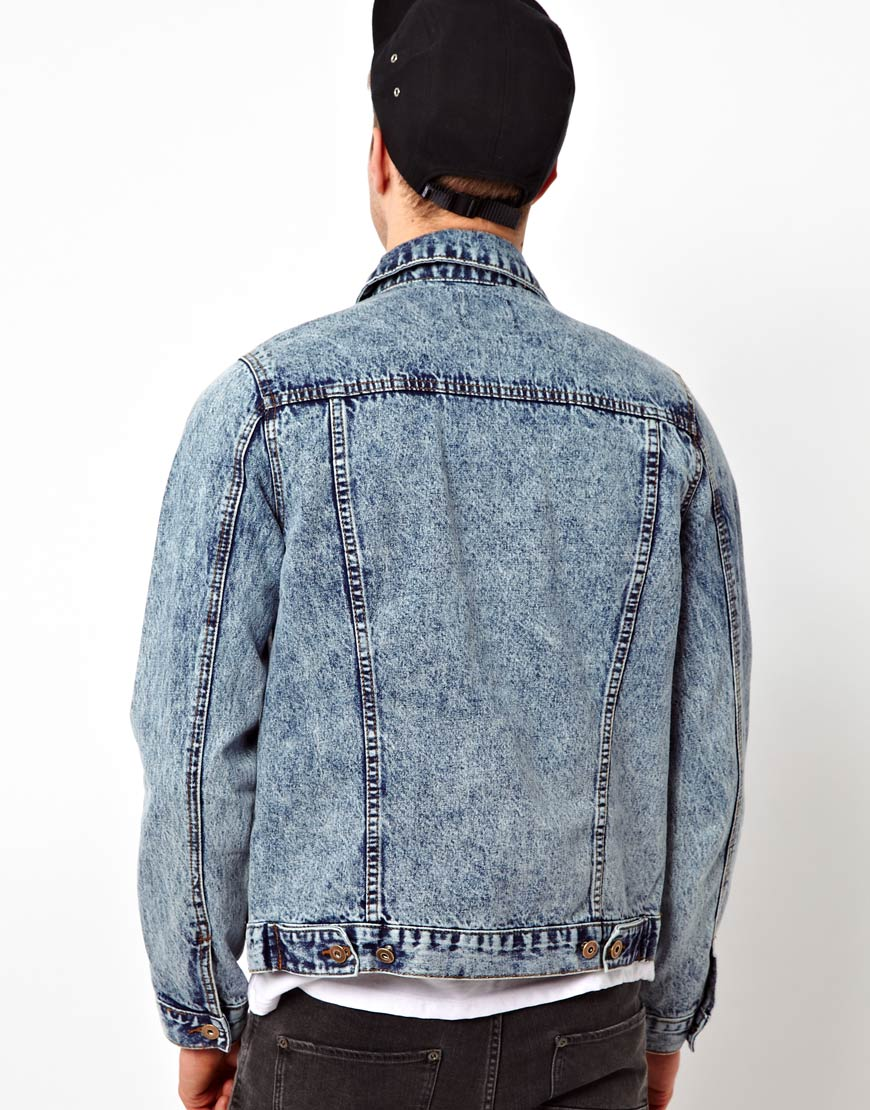 Jan 27, · Don't forget to adorn the front with pins and patches! Self: 99% cotton, 1% spandex Contrast: % polyester Wash cold; dry low Imported Listed in men's sizes This distressed denim vest is just begging you to repurpose one of your dad's old '80s metal tees as a back patch for it/5(3).