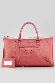 Balenciaga Classic Work Satchel Bag - Lyst
