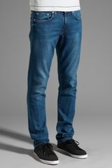 J Brand Tyler Perfect Slim Jeans in Blue for Men (blue beatnik) - Lyst
