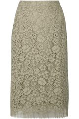 Dolce & Gabbana Pencil Skirt - Lyst