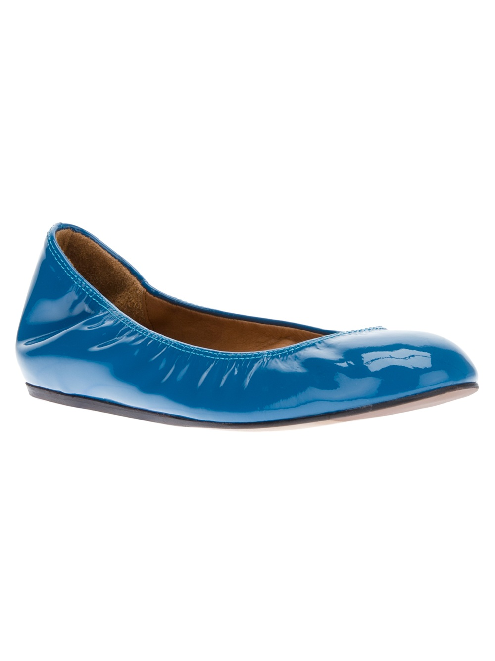 Ferragamo Womens Shoes Blue