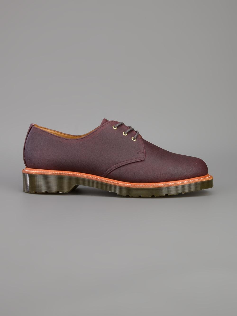 Dr Martens Lester Shoe Black