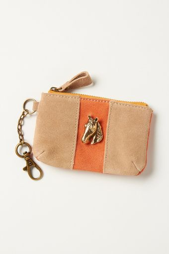 Anthropologie Critter Cameo Coin Purse - Lyst