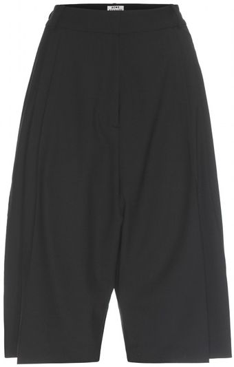 Acne Keen Suit Tailored Shorts - Lyst