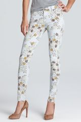 Citizens Of Humanity Jeans Avedon Rose Print - Lyst