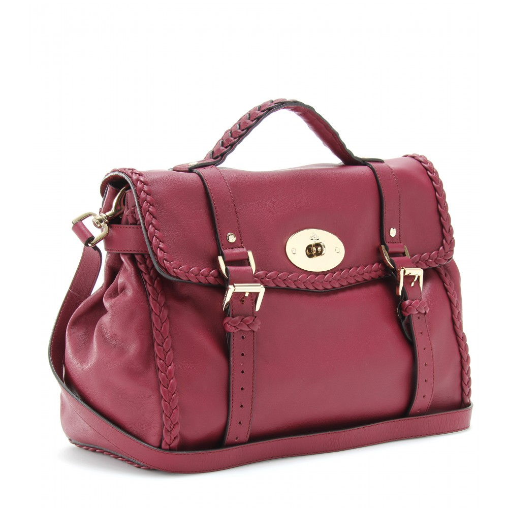 241b1a7b111 Gallery. Previously sold at  Mytheresa · Women s Mulberry Alexa