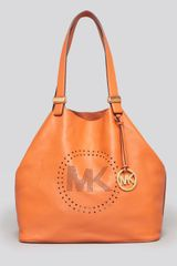 Michael by Michael Kors Shoulder Bag Mk Grab Bag - Lyst