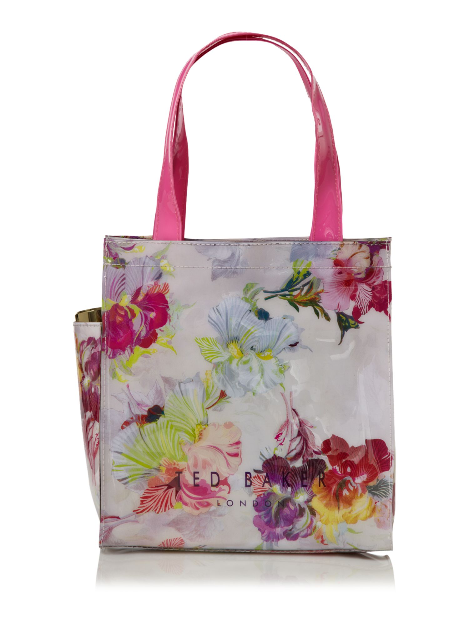 Ted Baker Bowcon Floral Tote Bag | Lyst
