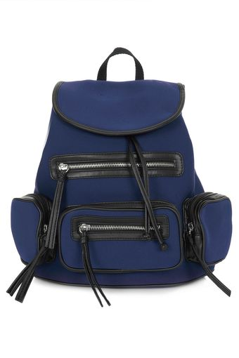 Topshop Neoprene Backpack - Lyst