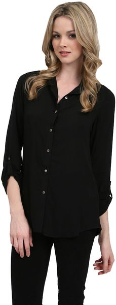 Bailey 44 Sumerian Shirt in Black - Lyst