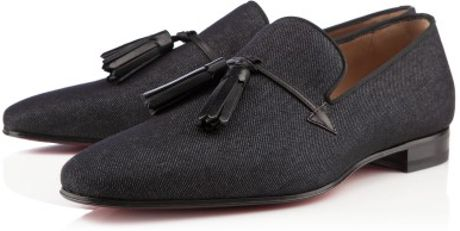 Christian Louboutin Daddy Flat in Gray for Men (red) - Lyst