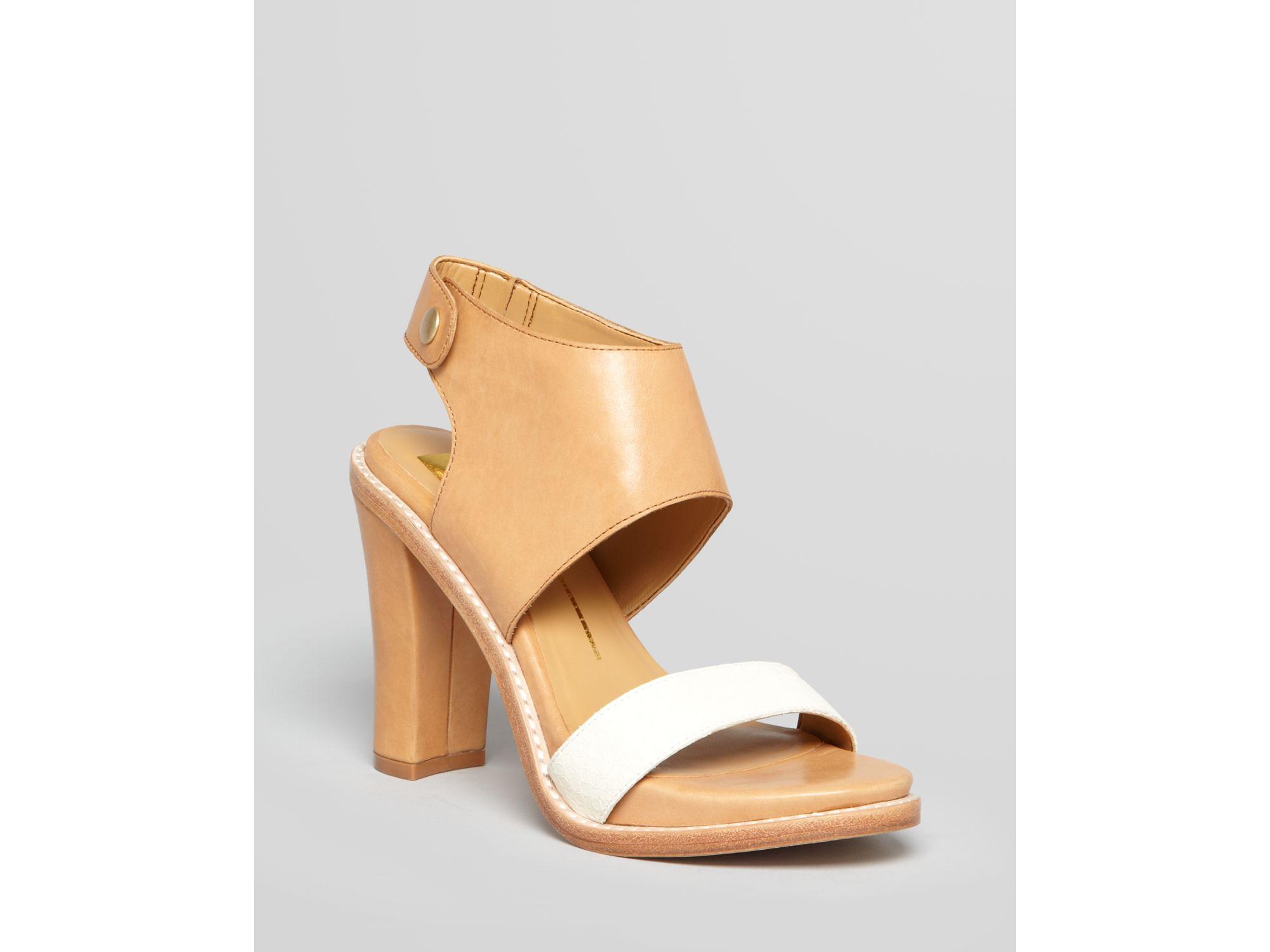 Lyst Dolce Vita Sandals Gwendolyn Ankle Cuff High Heel