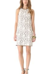 Juicy Couture Guipure Lace Dress - Lyst