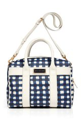 Marc By Marc Jacobs Printed Gingham PVC Tote - Lyst