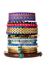 River Island Eclectic Friendship Bracelet Pack - Lyst