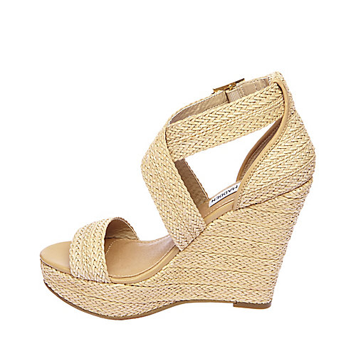 Lyst Steve Madden Haywire In Natural