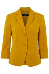 Weekend By Maxmara Berbice Single Breasted Blazer - Lyst