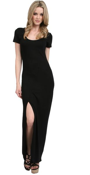 Saint Grace Lyric Maxi in Black - Lyst