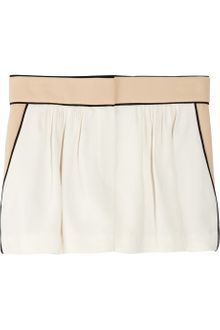 Chloé Tailored Twill Shorts - Lyst