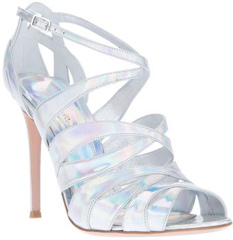 Gianvito Rossi Stiletto Strappy Sandals - Lyst