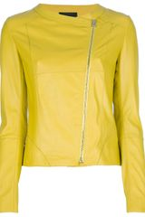 Hotel Particulier Leather Jacket - Lyst