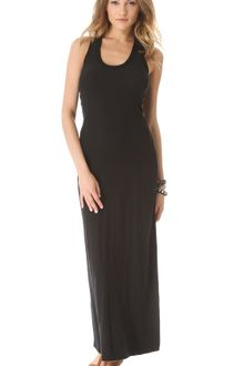 James Perse Maxi Dress - Lyst