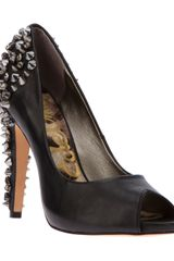 Sam Edelman Studded High Heels - Lyst
