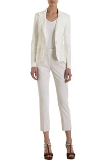 Lanvin Canvas Single-Button Jacket - Lyst