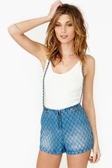 Nasty Gal So Demanding Overalls - Lyst