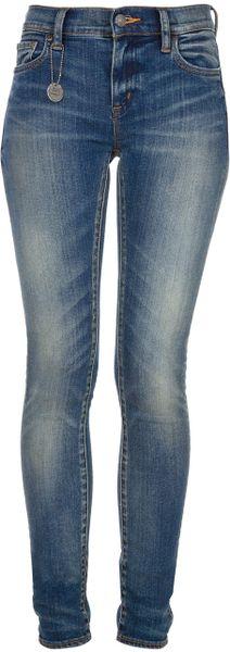 Ralph Lauren Skinny Jean in Blue