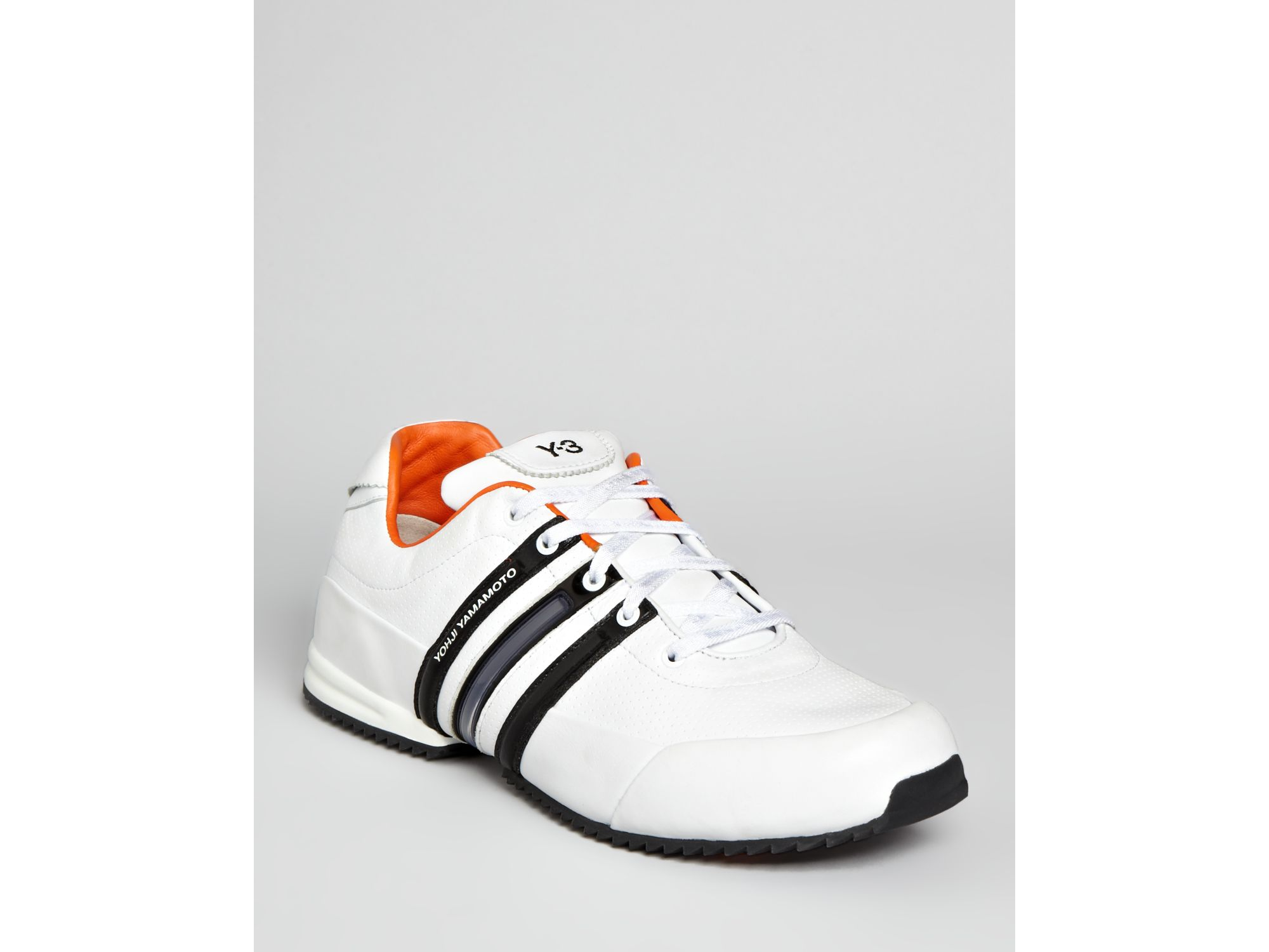 029e46d883bd1b Lyst - Y-3 Sprint Classic Sneakers in White for Men