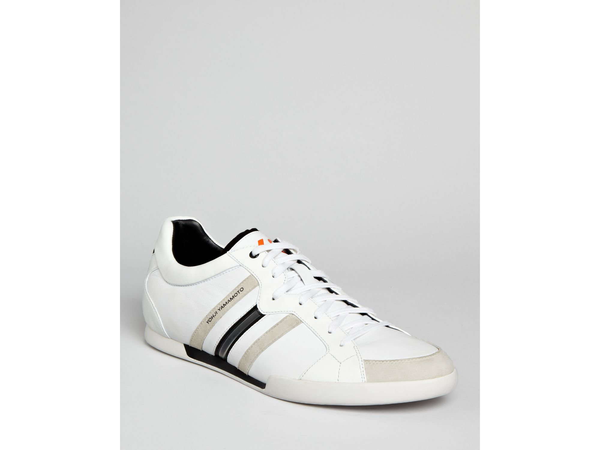 5d544c0f9 Lyst - Y-3 Sala Classic Sneakers in White for Men