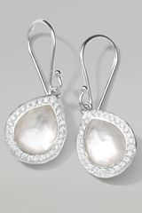 Ippolita Rock Candy Diamond Doublet Teardrop Earrings - Lyst