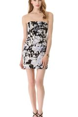 Kelly Wearstler Strapless Dress - Lyst
