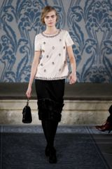Tory Burch Fall 2013 Runway Look 36