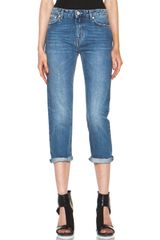 Acne Pop Jean in Betty - Lyst