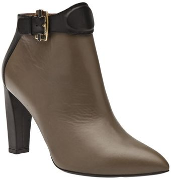 Balenciaga Two Tone Half Boot - Lyst