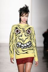 Jeremy Scott Fall 2013 Runway Look 47 in  - Lyst