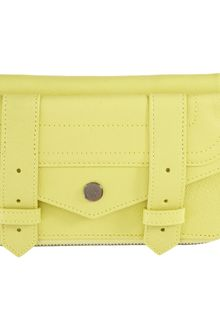 Proenza Schouler Ps1 Large Zip Wallet Leather - Lyst