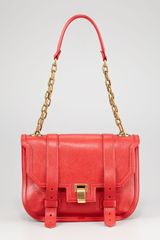 Proenza Schouler Mini Messenger Bag - Lyst