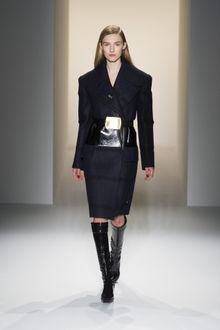 Calvin Klein Fall 2013 Runway Look 1 - Lyst