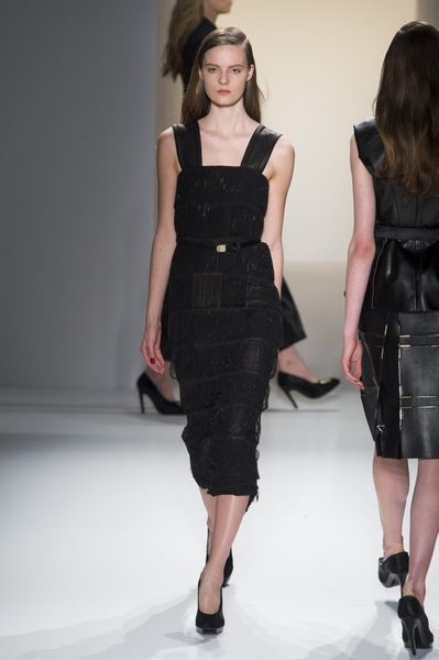 Calvin Klein Fall 2013 Runway Look 30 in  - Lyst