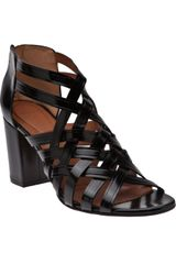 Givenchy Lattice Sandal - Lyst
