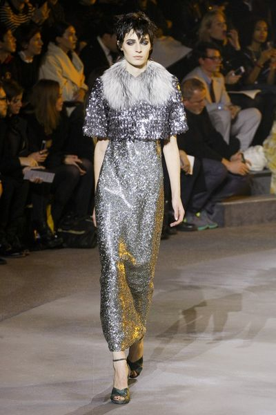 Marc Jacobs Fall 2013 Runway Look 52 in  - Lyst