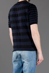 Acne Dalton TShirt in Blue for Men - Lyst
