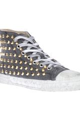 Gienchi High Top Trainer - Lyst