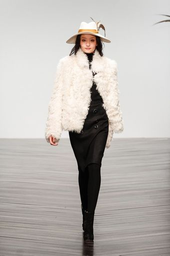 Issa Fall 2013 Runway Look 7 - Lyst