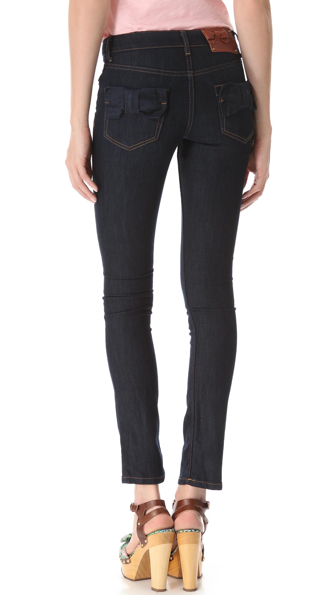 Skinny Stretch Jeans For Women
